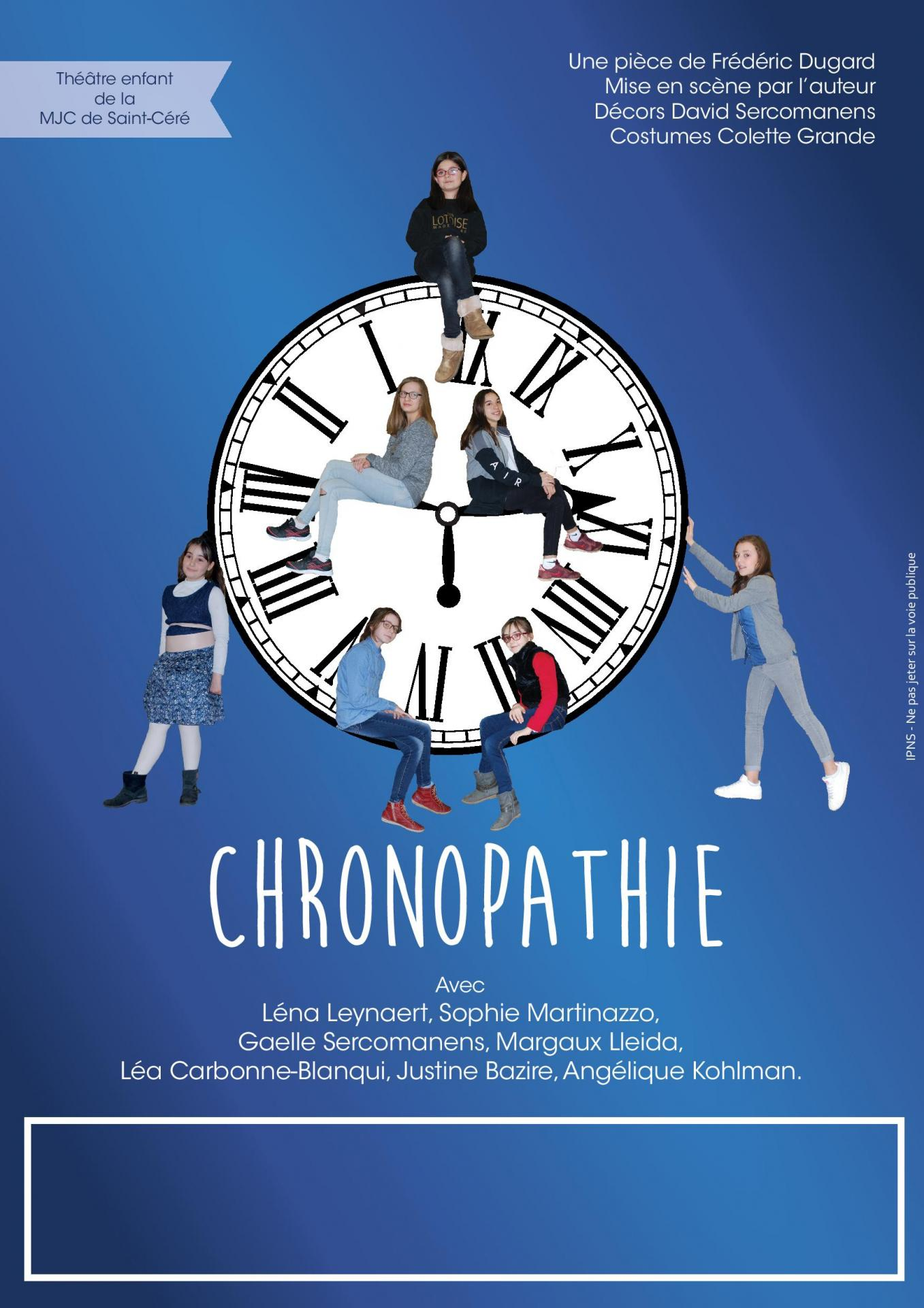 Chronopathie affiche page 2