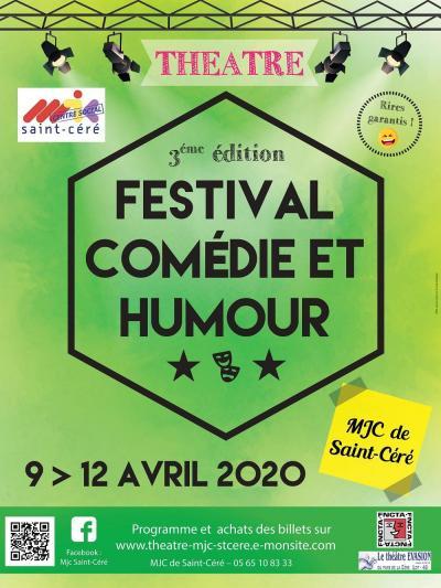 Festival comedie et humour 2020 affiche petite taille