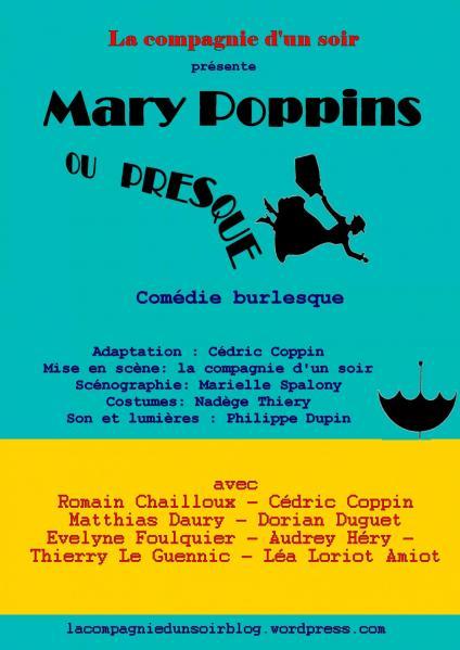 Marie poppins... ou presque